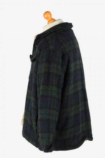 Mens Woolrich Makinaw USA Hunting Jacket Vintage Size XL Multi C2655-159006