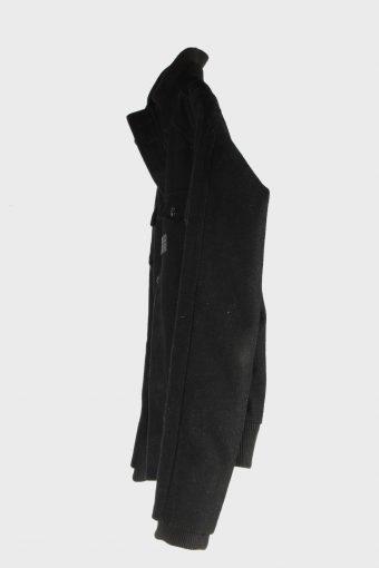 Mens G-Star Raw Slim Bomber Jacket Vintage Size S Black C2666-159061