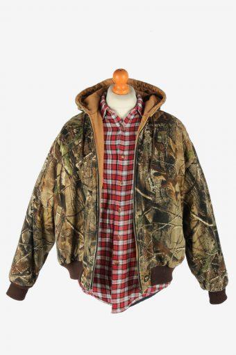 Mens Walls Outdoor Hunting Reversible Jacket Vintage Size XL Multi C2705-159374