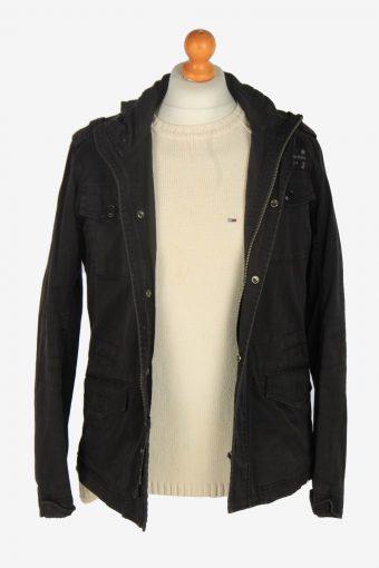 Mens Diesel Jacket Vintage Size L Black C2450-157635