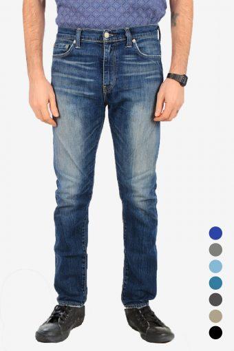 Levi Levis 510 Jeans Mens Slim Fit Stretch Grade A