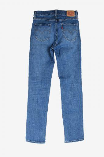 Levis Women's Jeans High Waisted Straight Leg