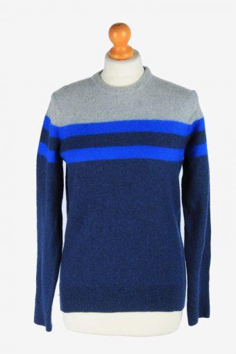 Tommy Hilfiger Crew Neck Jumper Pullover 90s Women Multi M