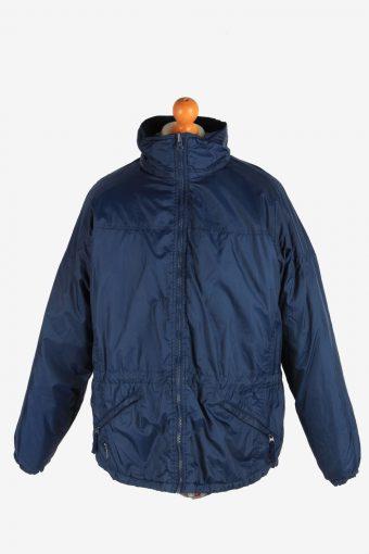 Columbia Men's Puffer Jacket Outdoor Vintage Size XL Navy C2847