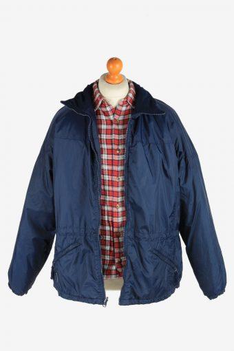 Columbia Men's Puffer Jacket Outdoor Vintage Size XL Navy C2847-160390