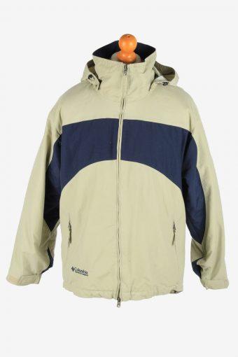 Columbia Men's Jacket Outdoor Sportswear Vintage Size M Multi C2848