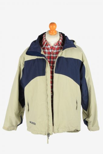 Columbia Men's Jacket Outdoor Sportswear Vintage Size M Multi C2848-160396