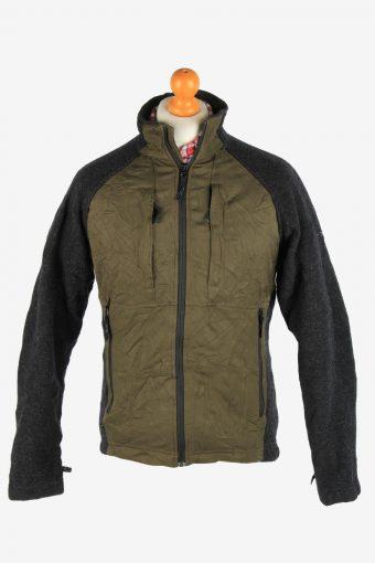 Columbia Men's Titanium Jacket Outdoor Vintage Size S Dark Green C2885