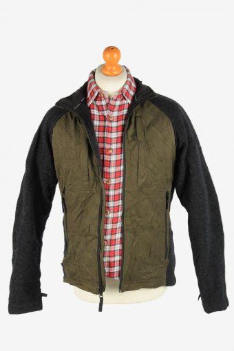 Columbia Men's Titanium Jacket Outdoor Vintage Size S Dark Green C2885-160618