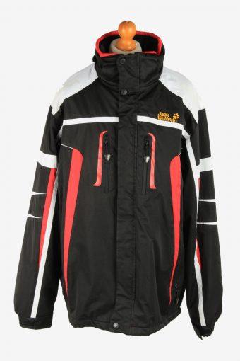 Mens Jack Wolfskin Waterproof Jacket Breathable Vintage Size XXL Multi C2934