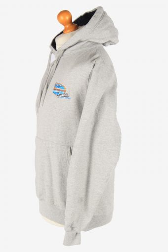 Champion Hoodies Sweatshirt Men's Vintage Size S Grey -SW2765-163636