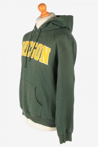 Champion Hoodies Sweatshirt Men's Vintage Size M Dark Green -SW2773-163668