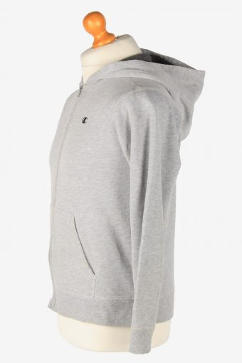 Champion Tracksuit Top Hoodies Women's Vintage Size XL Grey -SW2778-163684