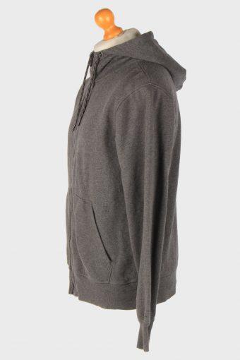 Champion Tracksuit Top Hoodies Women's Vintage Size M Dark Grey -SW2781-163696
