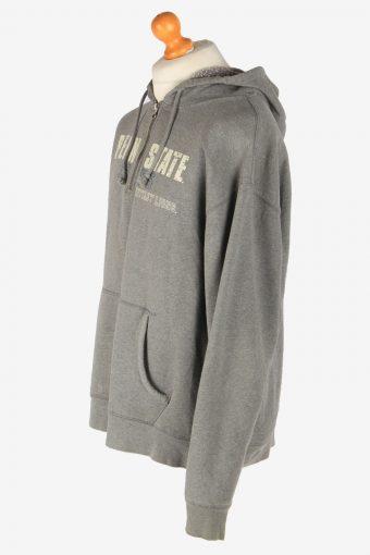 Champion Tracksuit Top Hoodies Women's Vintage Size XL Dark Grey -SW2786-163716