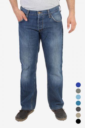 Lee Knox Jeans Straight Leg Men Vintage Grade A