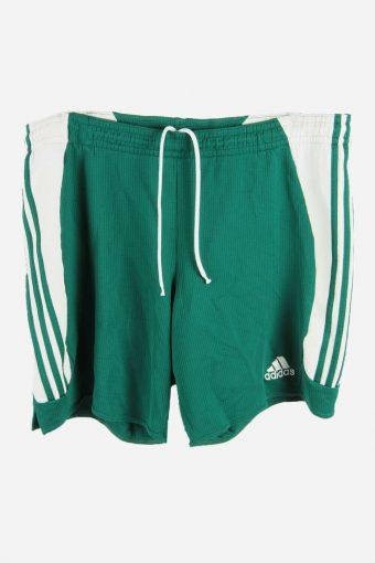 Adidas Parma Climate Mens Short Basketball Gym Training Running Green XL