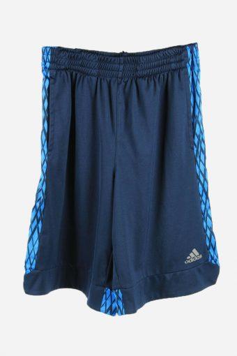 Adidas Parma Climate Mens Shorts Basketball Gym Training Running Navy L