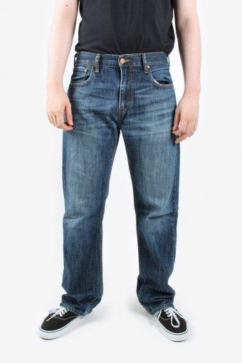 Levis 569 Jeans Loose Fit Straight Leg Denim 90s Retro