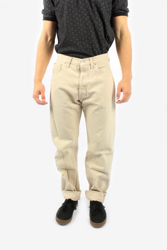 Levis 517 Jeans Regular Bootcut Zip Fly Mens