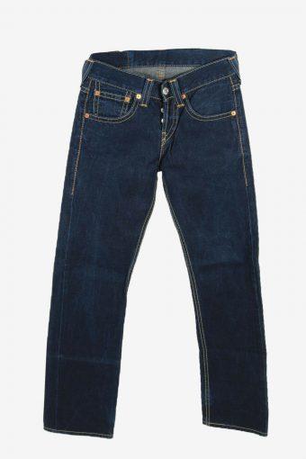 Levi's Lot 901 Vintage Jeans Bootcut Relaxed Button Women Blue W30 L32