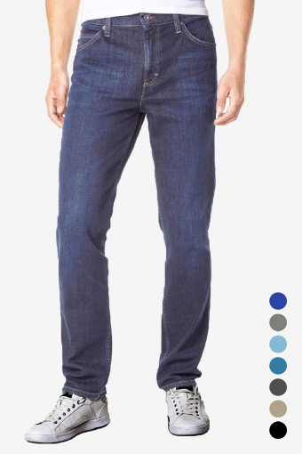 Mustang Tramper Jeans Men Straight Fit Stretched Denim