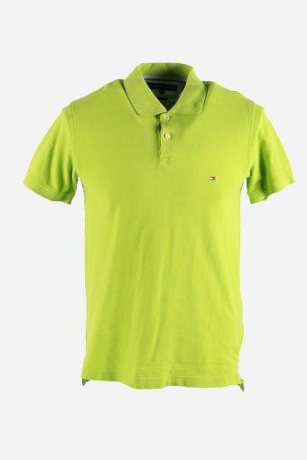Polo Shirts Tommy Hilfiger Pique T-shirt Golf  90s Men Light Green Size M