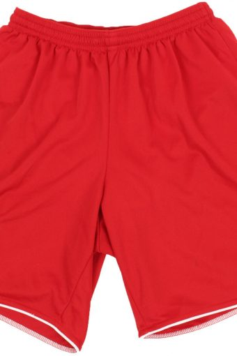 Adidas Women Sport Short Climalite Elasticated Vintage  Size  S Red