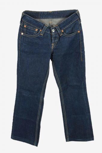 Levi's Denim Jeans Slim Fit Women W28 L34