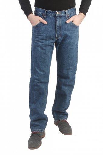 Lee Denim Jeans Vintage Straight Leg Regular Fit Grade A
