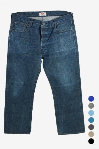 Levi Levis 501 Over Size Jeans Mens