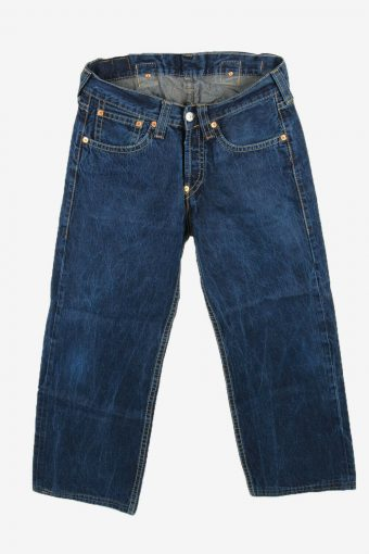 Timberland Straight Low Waist Womens Denim Jeans W34 L34