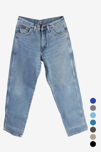 Wrangler Indiana Jeans Classic Fit Straight Leg Vintage