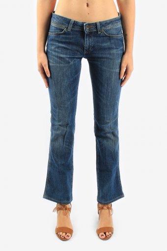 Wrangler Low Waisted Flare Leg Women's Jeans 90s Retro