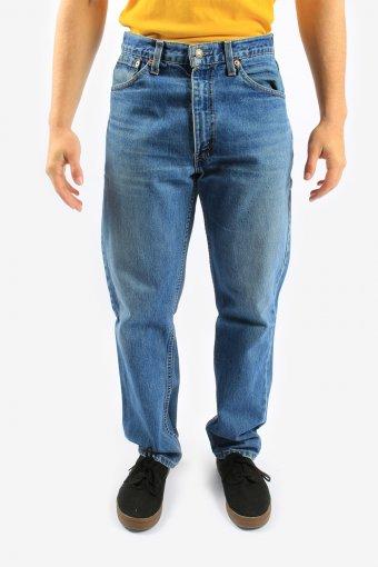 Levis 521 Mens Jeans Straight Leg Zip Fly