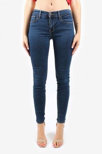 Levis Mid Rise Women Jeans Skinny Slim Leg