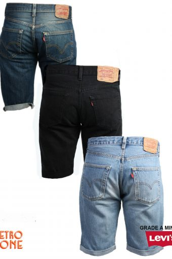 Mens Levis Levi Strauss Denim Shorts