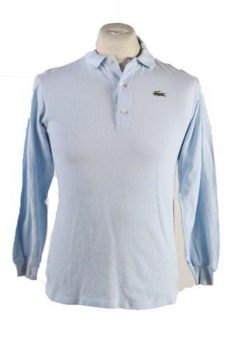 Ralph Lauren Polo Sweatshirt Long Sleeve Tops Light Blue Size S