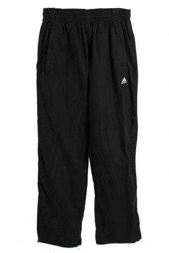 Adidas Tracksuits Bottom Womens Holiday Summer Sportswear Size S Black