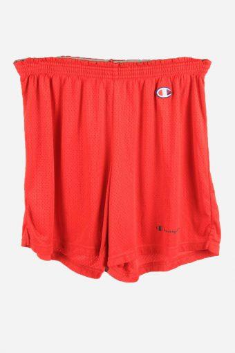 Champion Basketball Shorts Running Activewear Trainning Shorts 90s Red L