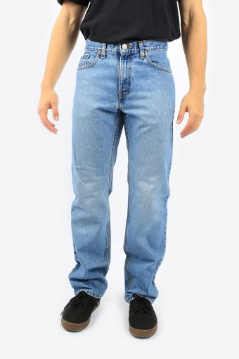 Levis 555 Jean Straight Leg Relaxed Fit Denim