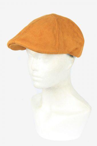 New Mens Baker Boy Hat Peaky Blinders Country Outdoor Gatsby Flat Cap – Mustard