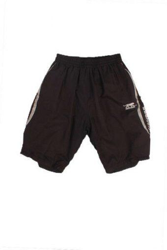 Running Sport Training Athletic  Shorts Black Vintage Size 14y