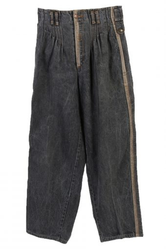 Mustang Chino Trousers Straight Womens W30 L31