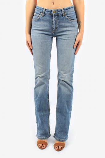 Lee Women Jeans Mid Waisted Bootcut