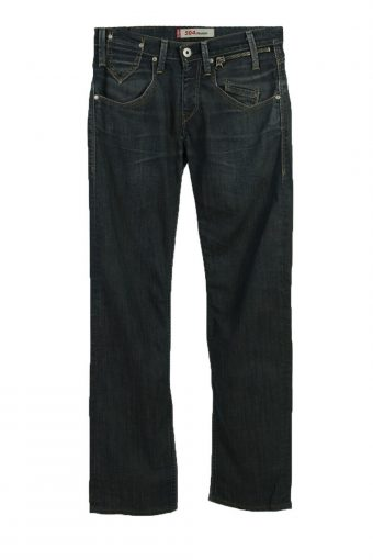Mustang Chino Trousers Straight Womens  W27 L34