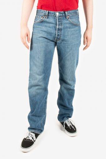 Levi Levis 501 Jeans Mens Denim Grade A Minus