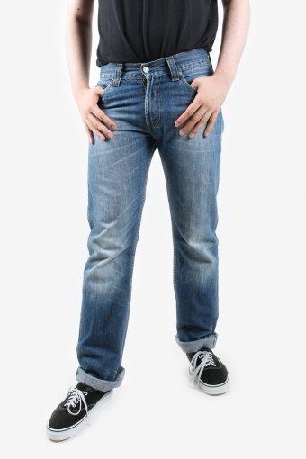 Levis 504 Jeans Straight Leg