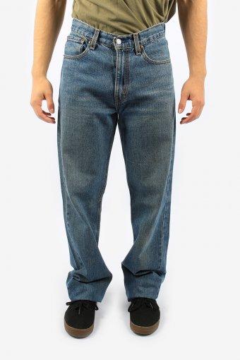 Levis 581 Jeans Mens Denim Straight Regular Fit