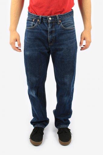 Levis 751 Jeans Regular Fit Straight Leg Zip Fly